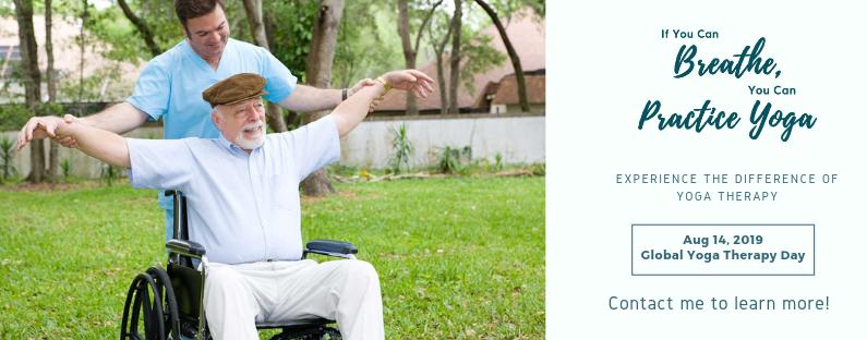 14 August- Ziua Mondiala a Terapiei prin Yoga