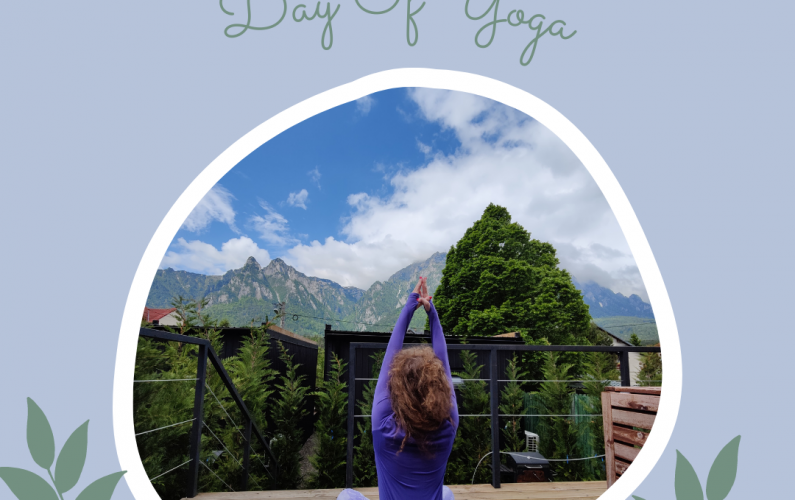 International Day Of Yoga Instagram Post